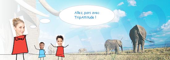 10 bonnes raisons de partir avec TripAttitude