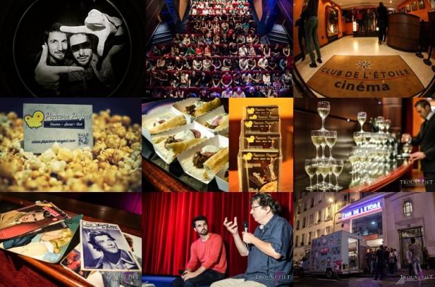 La soirée opening Popcorn Project le 22 septembre 2013 - saison 2013-2014