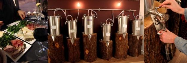 Atelier vin chez En Vrac